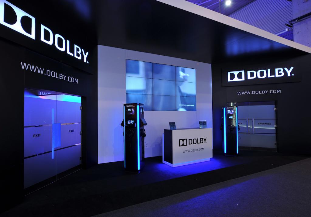 Prodigio Exhibition Stand