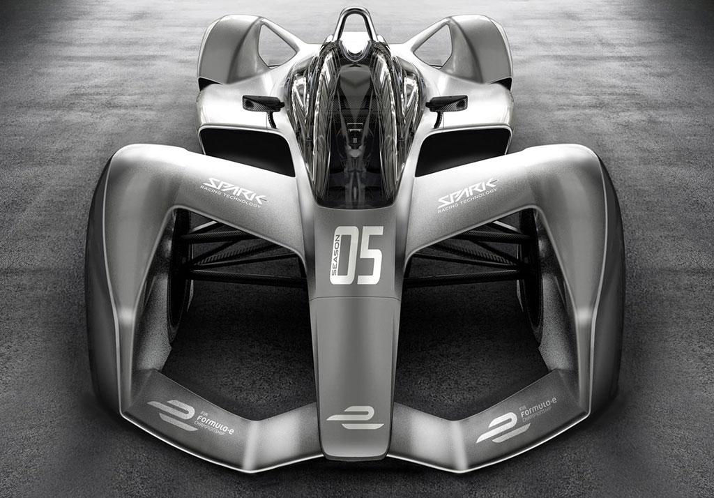 formula E season 5 car