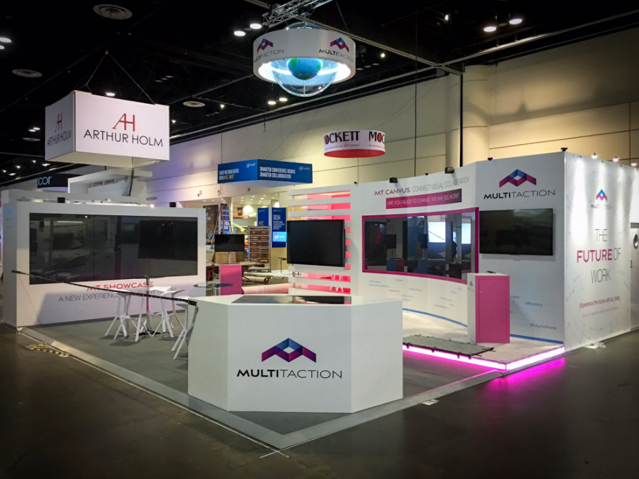 multitaction at infocomm 2017